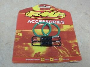 FMF Pipe Springs & Exhaust O-Rings Gaskets For The 1994-2008 Suzuki RM250 RM 250
