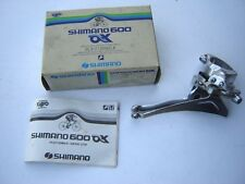 SHIMANO 600 AX FD-6300 CLAMP-ON FRONT DERAILLEUR - NOS - NIB