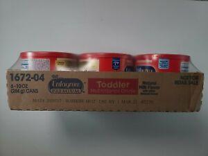 Enfagrow Premium Toddler Nutritional Drink, 6 Cans Powder,10 oz, Expires 3/22