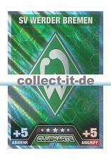 Match Attax 14/15 - 37 - Club-Logo SV Werder Bremen