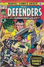Defenders #26 F/Vf To Vf-