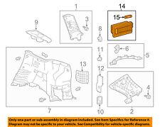 TOYOTA OEM Interior-Cargo Lamp 8133058010