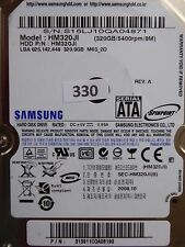 Samsung hm320ji | p/n: 313911cqa08190 | 2008.10 | 320gb discoteca rigido #330