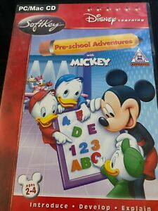 Pre school adventures with  Mickey  Pc game