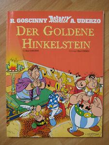 Asterix & Obelix: Der Goldene Hinkelstein (Comic Sonderband, 2020) TOP!!