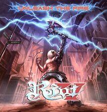 RIOT V - UNLEASH THE FIRE  VINYL LP + CD NEU