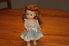 """Vintage Arranbee (R & B) Littlest Angel Bend Knee Walker Doll 11"""""""