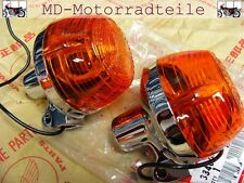 Honda CB 500 Four K0 K1 Blinker Set ( US ) vorne 33400-292-679
