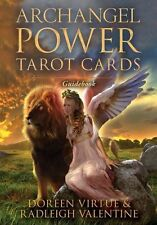 Archangel Power Tarot Cards a 78-card Deck and Guidebook by Doreen Virtue