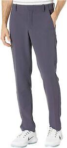 New Nike Flex Vapor Mens 32x34 Slim-Fit Dri-FIT Golf Pants Grey BV0273-015