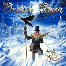 ORDEN OGAN - TO THE END USED - VERY GOOD CD