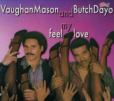 Vaughan Mason, Mason Vaughan - Feel My Love [New CD] Canada - Import