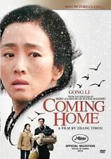 Coming Home DVD (2014) - Gong Li, Chen Daoming, Zhang Yimou