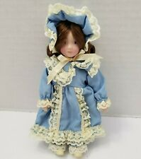 American Girl Collection LYDIA Porcelain Nellie O'malley Doll By Friend Samantha