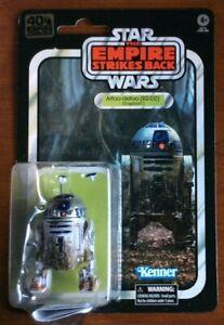 Star Wars The Black Series 40th Anniversary R2-D2 (Artoo-detoo) Brand New