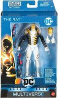 Dc Multiverse The Ray Figurine Mattel