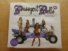 Pussycat Dolls Featuring Busta Rhymes ‎– Don't Cha - CD Single