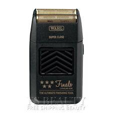 WAHL 5-Star FINALE Shaver / Shaper Cord / Cordless Bump Free Shaver 120V /240V
