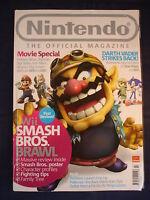 The Official Nintendo Magazine - Issue 31 - July 2008 - Smash Bros - (Damaged)