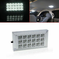 18SMD White Car Truck Vehicle Roof Ceiling Dome Interior LED Light Lamp 12V 5W