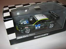 1:43 ASTON MARTIN DBRS9 Mücke 24 hr. Nrgr. 2008 MINICHAMPS 400081306 OVP new