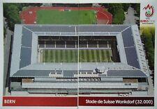 Panini 38 & 39 Bern Stade de Suisse Wankdorf UEFA Euro 2008