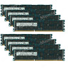 Hynix 128GB 8X16GB PC3-14900R DDR3-1866Mhz 240Pin RDIMM REG Server Memory Ram