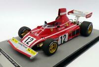 LAST ONE!!!  #12 1974 312 B3, Spanish GP Win, Niki Lauda 1/18 L. E.by Tecnomodel