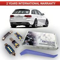 Audi A4 B8 8K Avant Premium LED Interior 16 SMD Bulbs Error Free Canbus