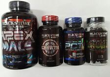 Blackstone Labs Apex Male - Growth - PCT V - Eradicate Stack! New-Free Shipping!