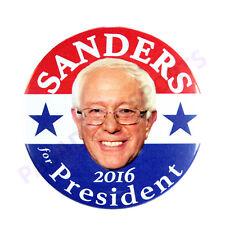 "2016 BERNIE SANDERS for PRESIDENT 3"" CAMPAIGN BUTTON, bsds106"
