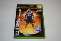 NBA Inside Drive 2004 Microsoft Xbox Video Game New Sealed