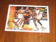 Charles Barkley - 1996 Kenner Starting Lineup Card