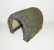 Alter H0 Tunnel Mass Cardboard Wood Um 1950 Vintage Modelmaking