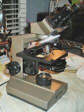 OC CHA 100X Phase, Binoc 4XBF,10X&40X phase,turret condenser,WF10X,Green filter