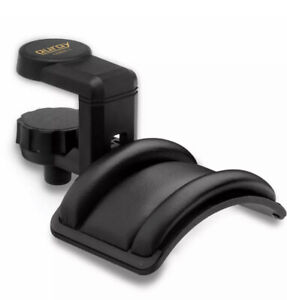 Auray - COHH-1 - Headphone Holder With Padded Cradle and Adjustable Angle
