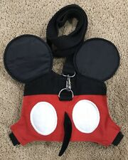 Ymeibe Disney Mickey Mouse Baby Toddler Kids Harness With Leash, 1-5 Year Olds