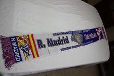 BUFANDA ELIMINATORIA CHAMPIONS LEAGUE REAL MADRID vs KOBENHAVN  COTIZADA SCARF