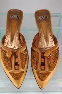 FABI Womens Fashion Shoes Size 5.5 - 6 Women's