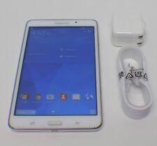 Samsung Galaxy Tab 4 SM-T230NU 8GB, Wi-Fi, 7in - White