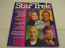 TV Guide Star Trek Collectors Edition 1995 Exclusive Pull-out Poster