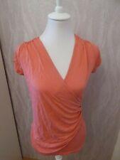 Shirt Gr. M in Orangerot neu von Orsay
