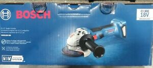 Bosch Gws18v-8n Cordless 4 1/2 Angle Grinder. ( Tool Only)