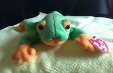 Ty Beanie Babies - Smoochy the Frog - 1997