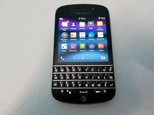 BlackBerry Q10 - 16GB - Black (AT&T) Unlocked Smartphone