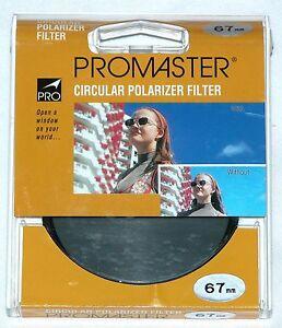 Pro 67mm CPL Circular Polarizer Polarizing Polar C-PL Coated Glass Lens Filter