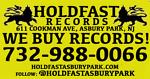 HoldFast Records Asbury Park, NJ