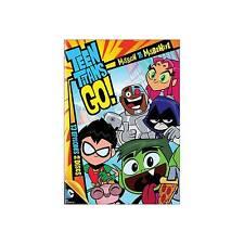 Teen Titans Go Mission to Misbehave Season 1 Part 1 DVD Region 1 F