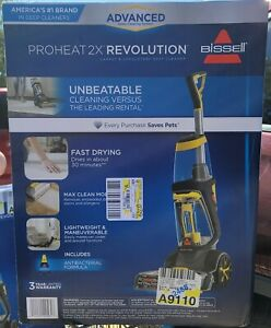 BISSEL PROHEAT 2X REVOLUTION  Upright Deep Cleaning Scrubber