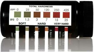 Jnw Direct Water Total Hardness Test Strips, 150 Strip Mega Pack, Best Kit For A